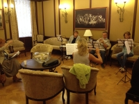 Music Room, VachtangovTheater-Moscow